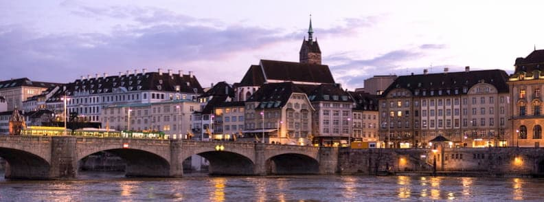 basel travel costs switzerland
