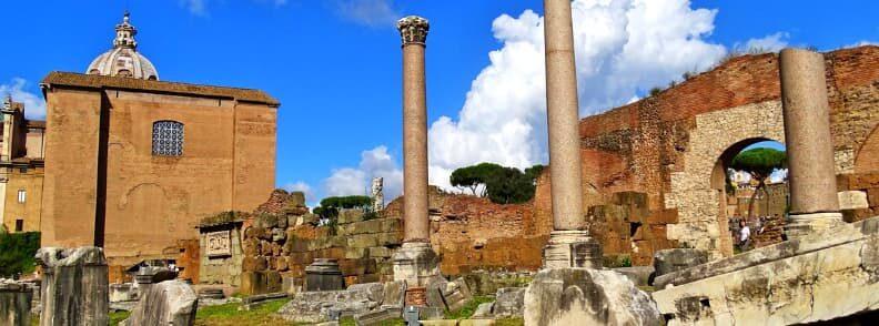 basilica emilia aemilia roman forum