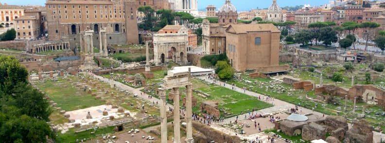 basilica giulia julia roman forum