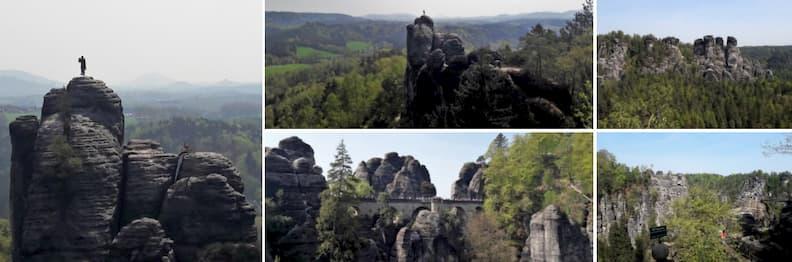 bastei bridge felsenburg neurathen