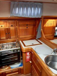 bavaria sailboat for sale in greece 2021