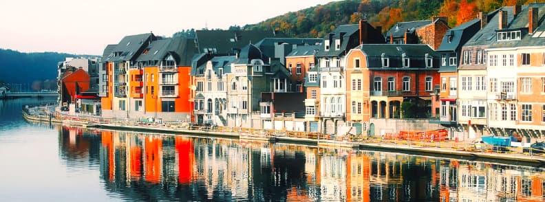 belgium travel costs