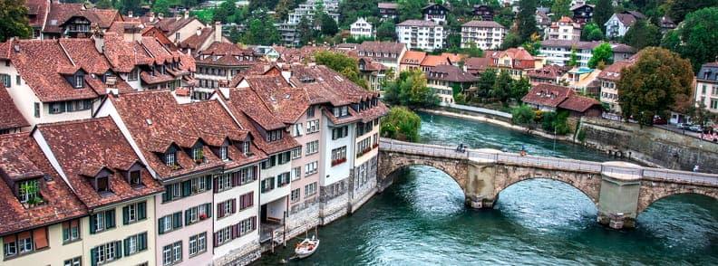 bern travel costs switzerland