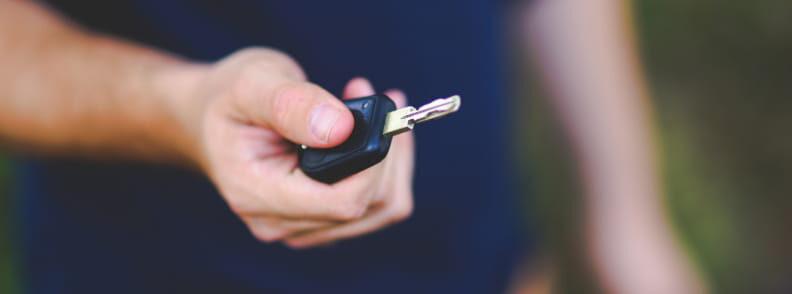best car rental keys
