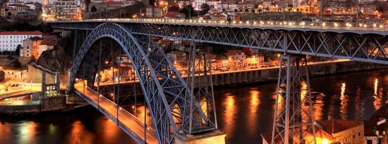 best road trips in europe porto portugal