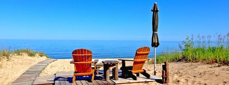 best romantic weekend getaways in the US