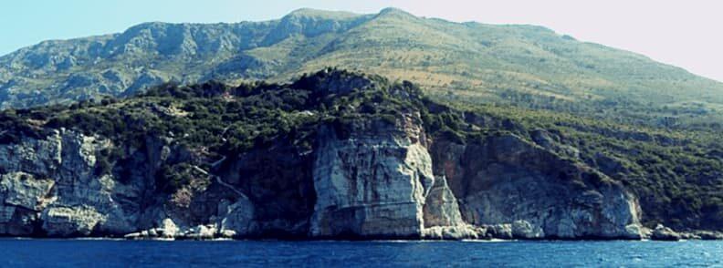 boat to budva montenegro seaside