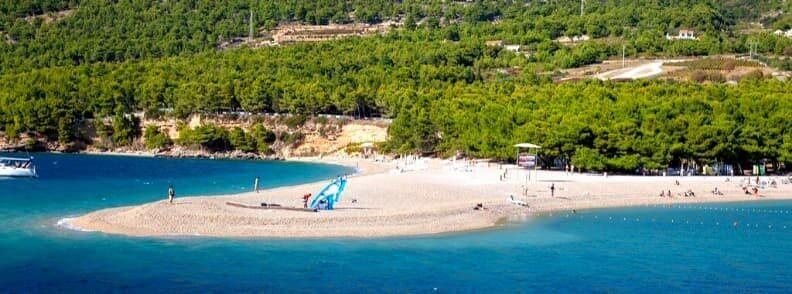 brac island sailing in croatia