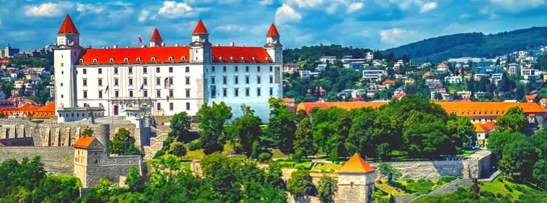 bratislava travel costs slovakia