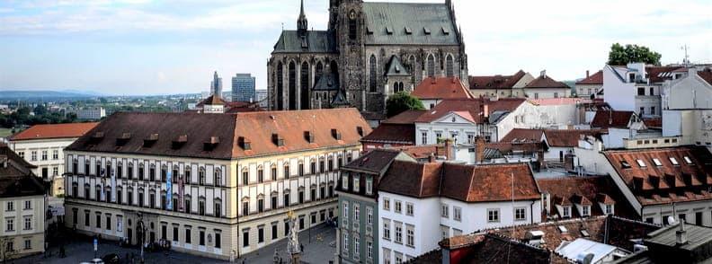 brno travel costs czech republic