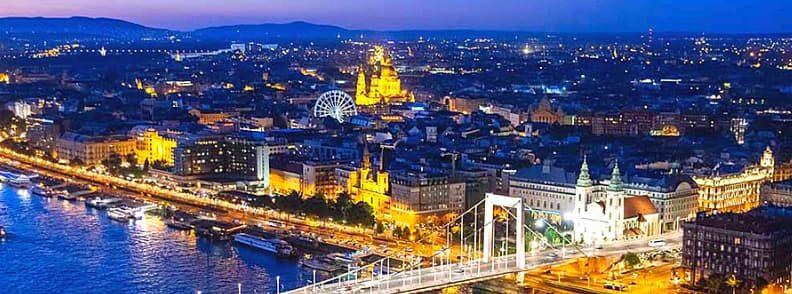 budapest hungary europe on a budget