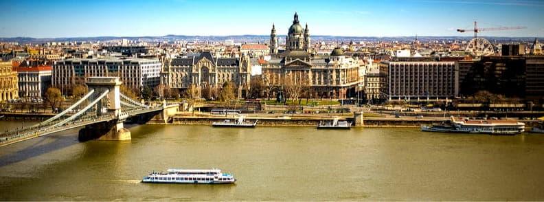 budapest travel costs hungary