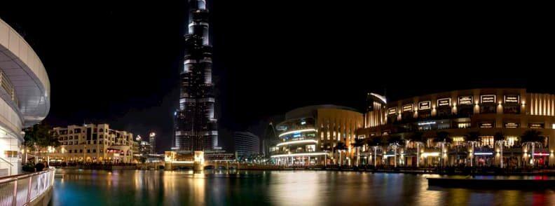burj khalifa boardwalk dubai travel