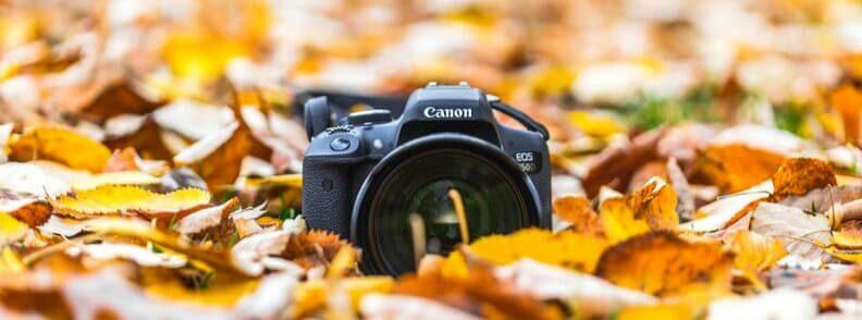 camera ready autumn vacation