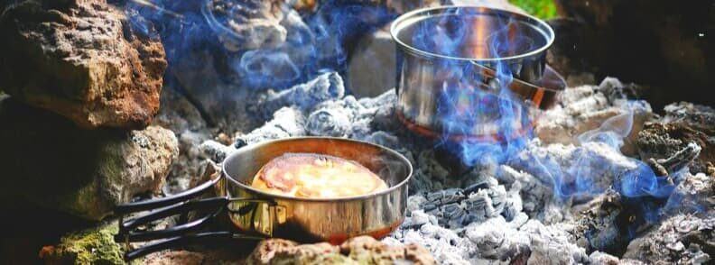 camping cooking checklist