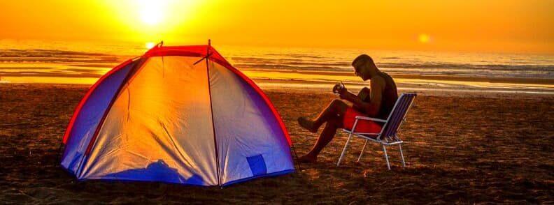 campsite checklist