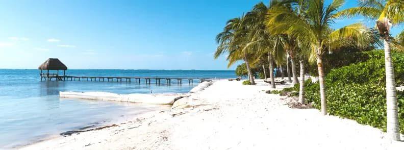 cancun romantic getaways in mexico