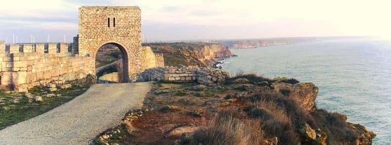 cape kaliakra visit bulgaria seaside