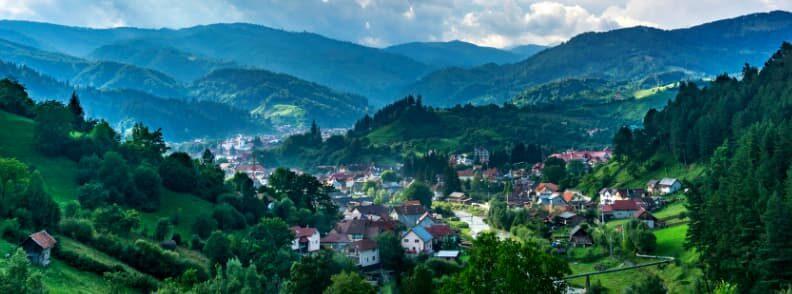 carpathian mountains reasons visit romania