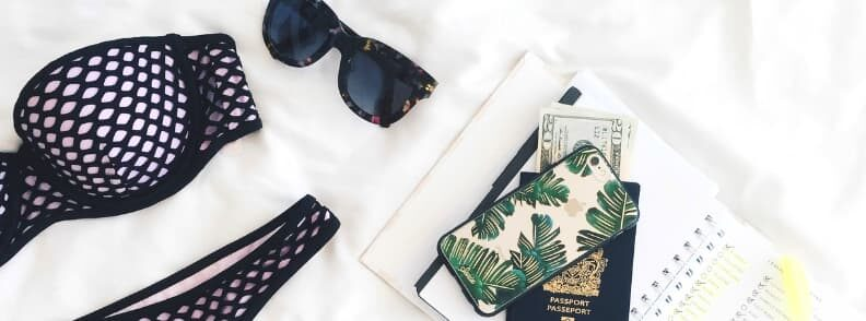 carry on packing list summer