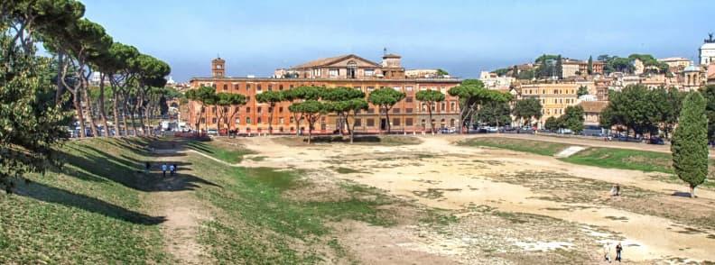 circus maximus rome amphitheaters