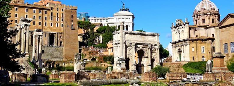 column of phocas roman forum