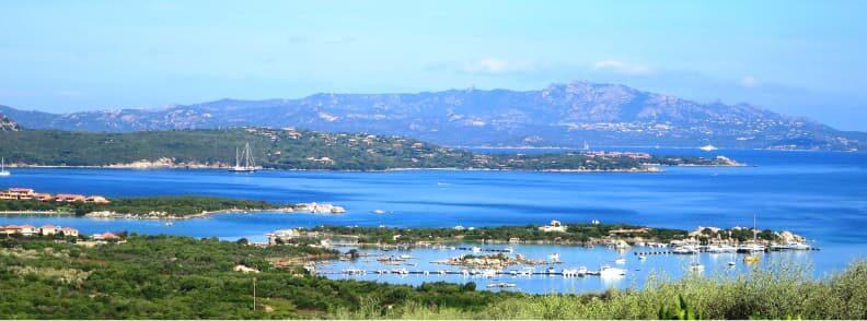 costa smeralda sardinia places to visit italy