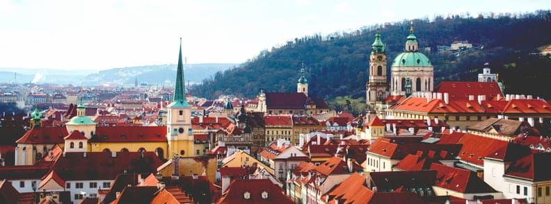 czech republic travel costs