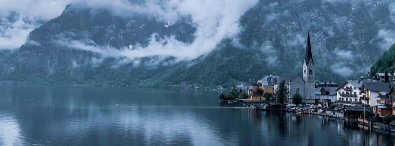 day trip from salzburg to hallstatt lake