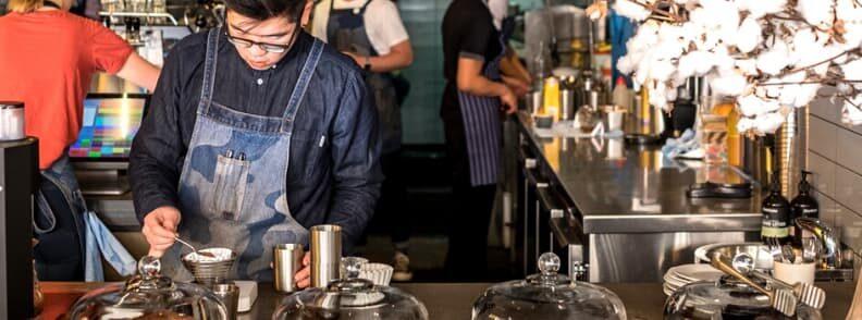 delicious coffee in melbourne australia