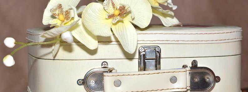 destination wedding luggage