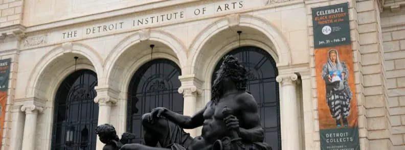 detroit institute of arts michigan