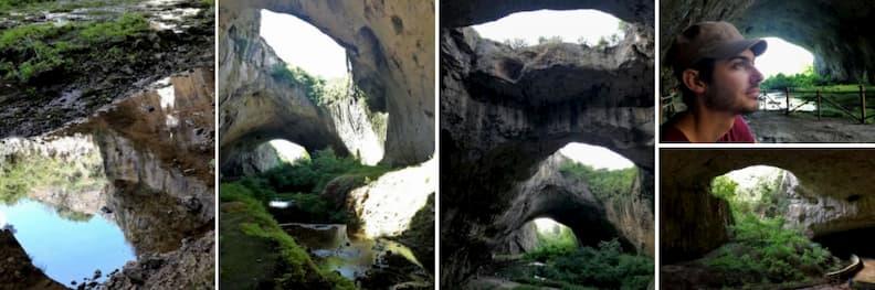 devetashka cave day trip from bucharest
