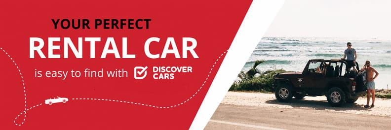 discover cars rental car deals
