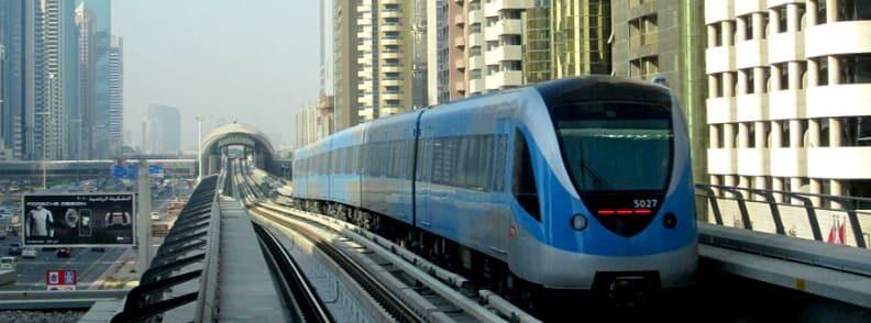 dubai budget transportation metro