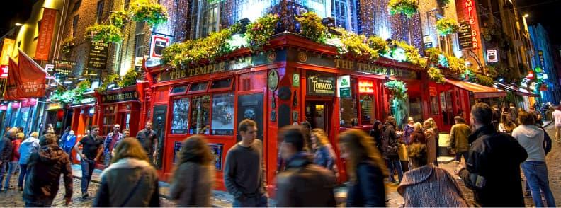 dublin travel costs ireland