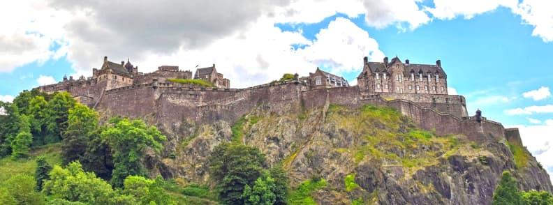 edinburgh travel costs scotland uk