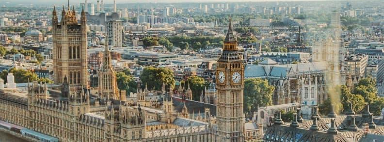 england travel costs