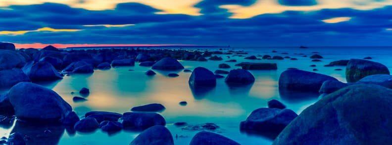 estonia baltic coast europe on a budget