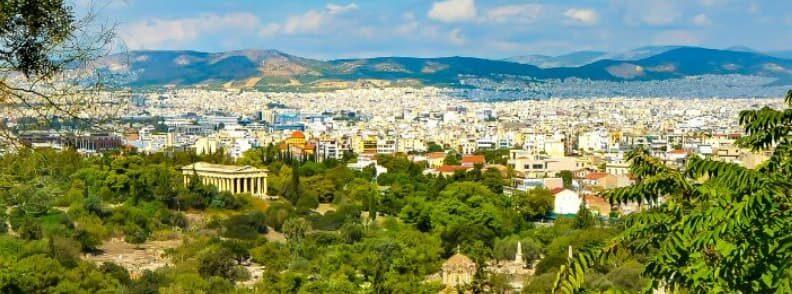 family trip to athens greece