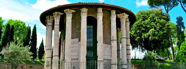 forum boarium rome archaeological sites
