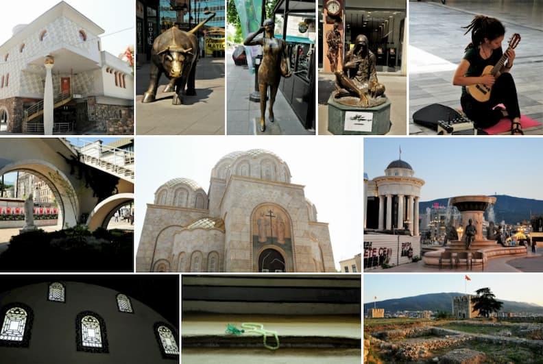 free Skopje walking tour