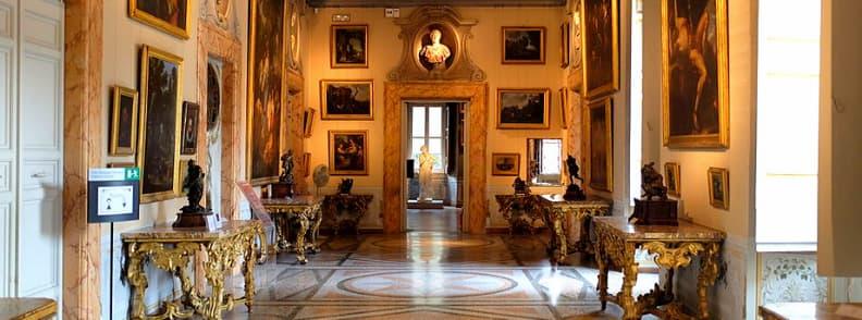 galleria nazionale arte antica national gallery of ancient art rome
