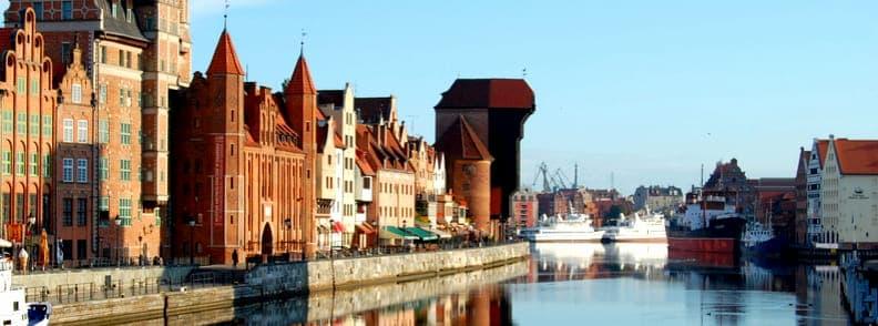 gdansk travel costs poland