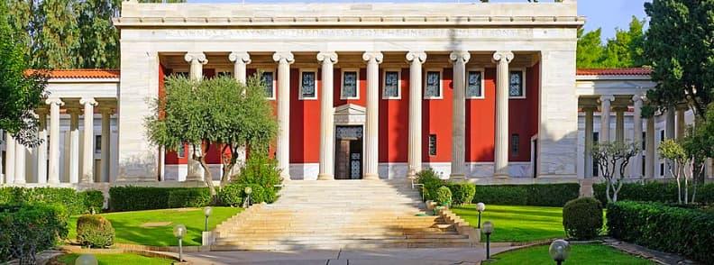 gennadius library athens