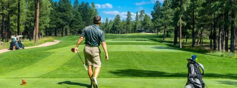 golf summer travel destination