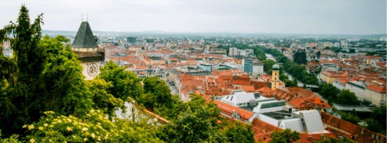 graz travel costs austria