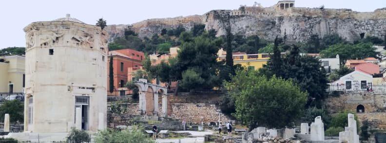 horologion andronikos of kirrhos secrets of athens