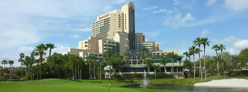 hotel orlando world center marriott