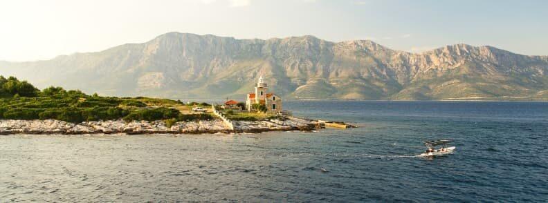 hvar island in croatia vacation